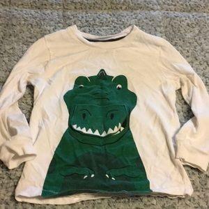 Carters dinosaur T-shirt